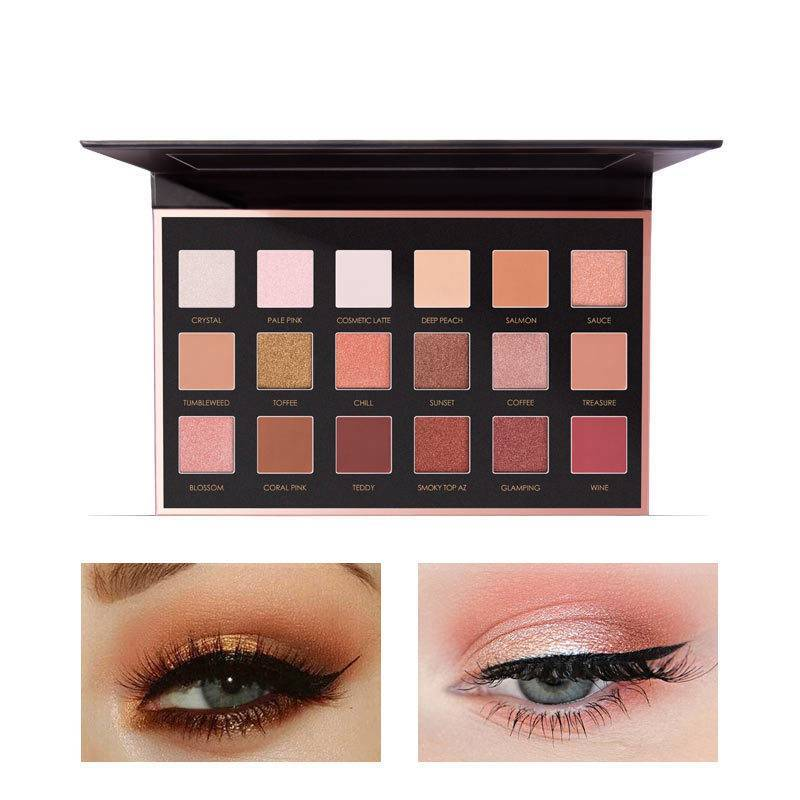 18 Shades Full Function Palette