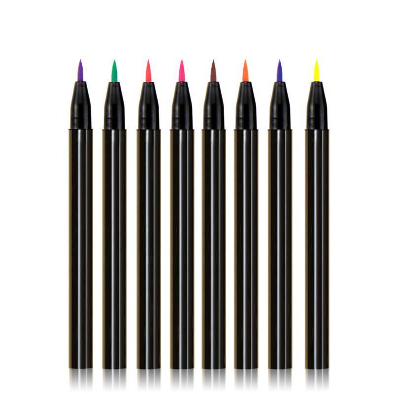Colored Fluorescent Eyeliner Pen