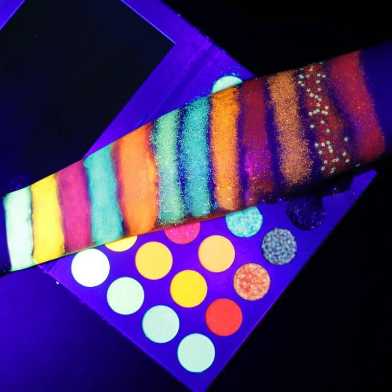 Neon Light Eyeshadow