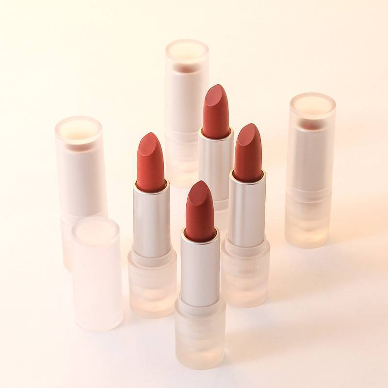 Transparent Tube Matte Lip Stick