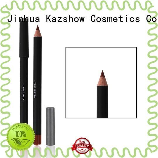 Kazshow glitter eyeliner pen china factory for makeup