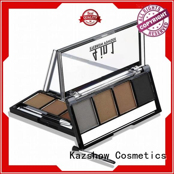 Kazshow brow powder wholesale products to sell for young ladies