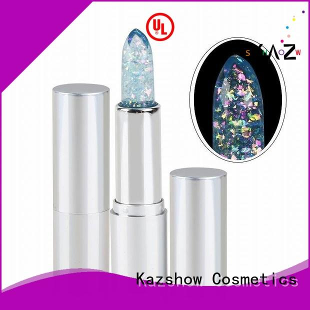 Kazshow orange red lipstick from China for lips makeup