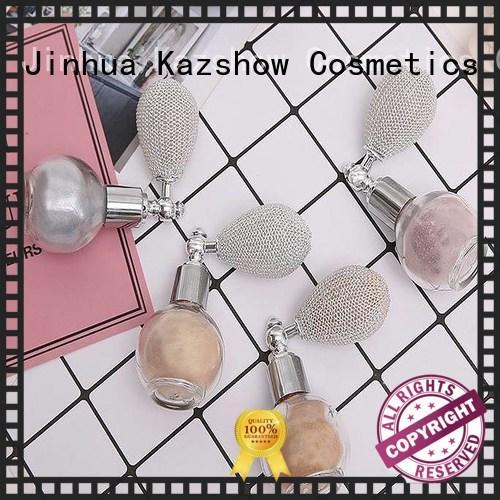 Kazshow waterproof highlighter palette wholesale online shopping for face makeup