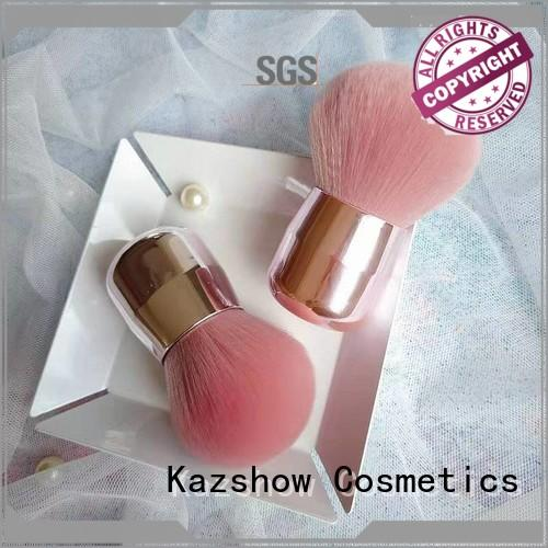 Kazshow popular foundation makeup brush china wholesale website for eyes makeup