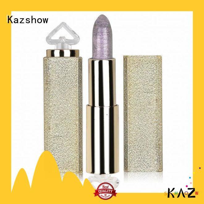 Kazshow long stay lipstick online wholesale market for lips makeup
