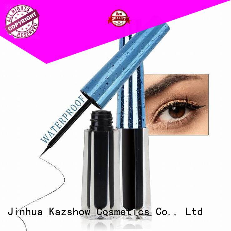 Kazshow waterproof eye pencil promotion for eyes makeup