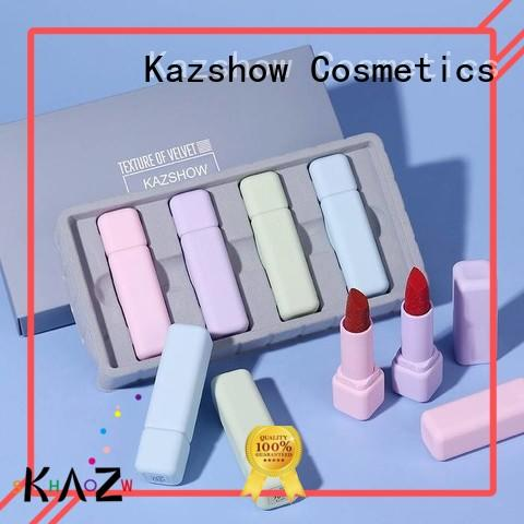 Kazshow lipstick set from China for lips makeup