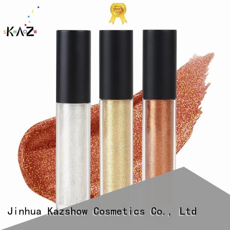 long lasting liquid glitter eyeshadow factory price for eyes makeup