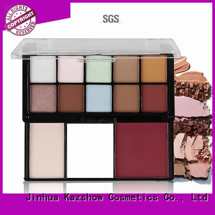 waterproof natural eyeshadow palette manufacturer for beauty