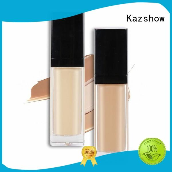 Kazshow face foundation promotion