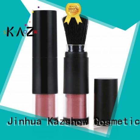 Kazshow natural best blush for pale skin for cheek