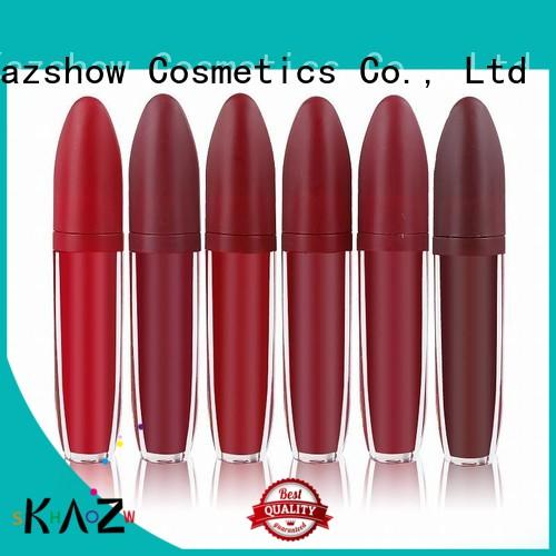 Kazshow non sticky lip gloss china online shopping sites for lip makeup