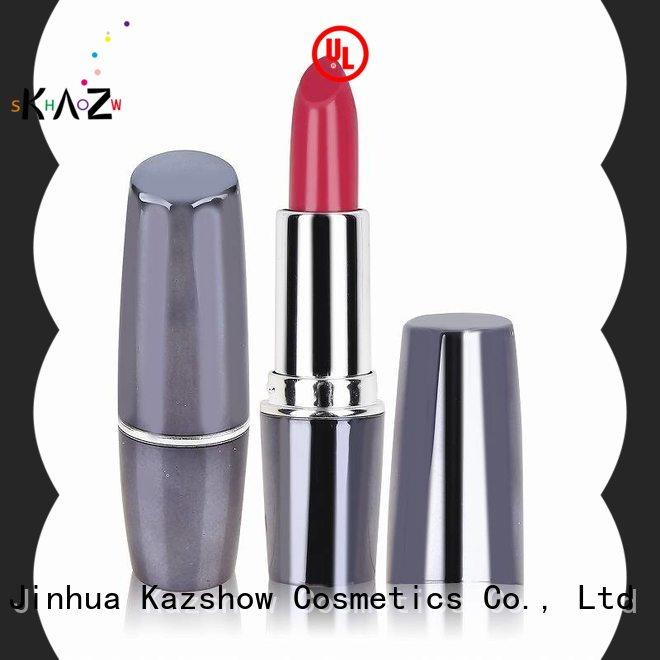 Kazshow most popular lipstick from China for lipstick
