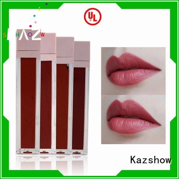 Kazshow shimmer lip gloss china online shopping sites for business