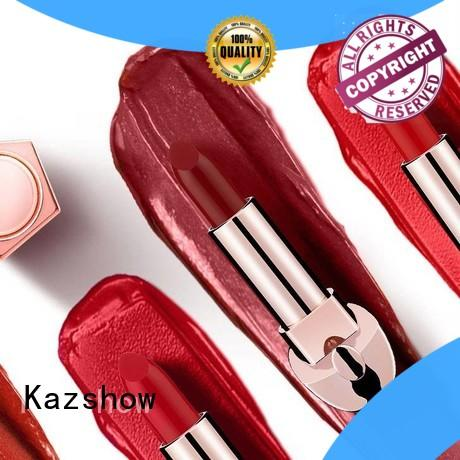 Kazshow dark red lipstick matte wholesale products to sell for lipstick