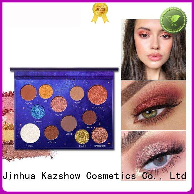 Kazshow permanent glitter eye makeup china products online for women