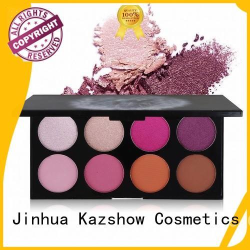 Kazshow popular shimmer blush wholesale for face makeup