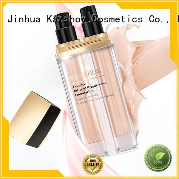 Kazshow oil control best liquid foundation on sale for oil skin