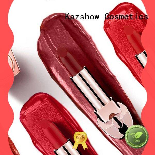 Kazshow long lasting long stay lipstick wholesale products to sell for women