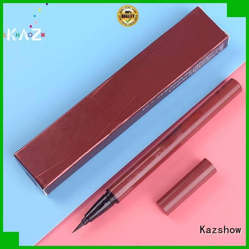 Kazshow gel eyeliner pencil promotion for makeup