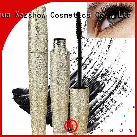 Kazshow thicken brown waterproof mascara china products online for eyes makeup