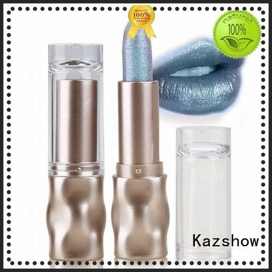 Kazshow orange red lipstick wholesale products to sell for lips makeup