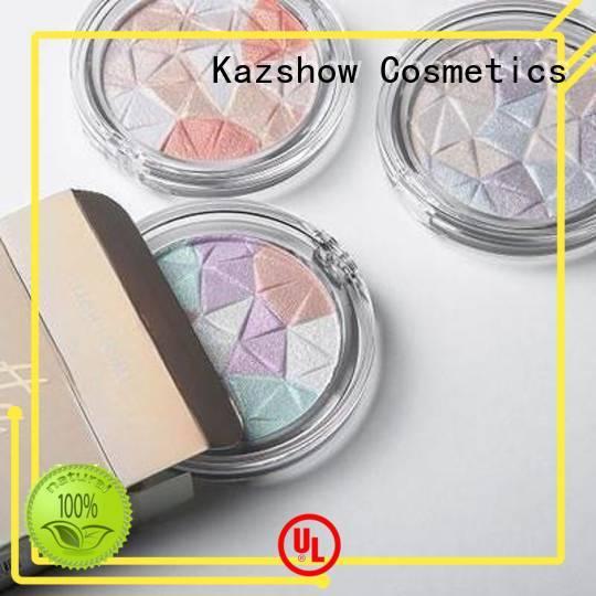 Kazshow highlighter powder wholesale online shopping for face makeup