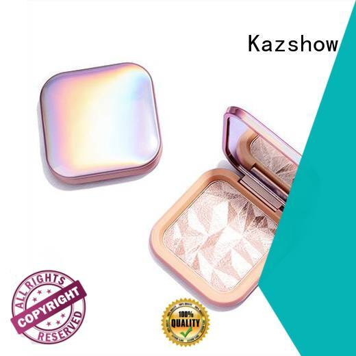 Kazshow waterproof highlighter palette buy products from china for face makeup
