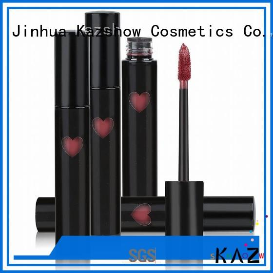Kazshow long lasting non sticky lip gloss china online shopping sites for business
