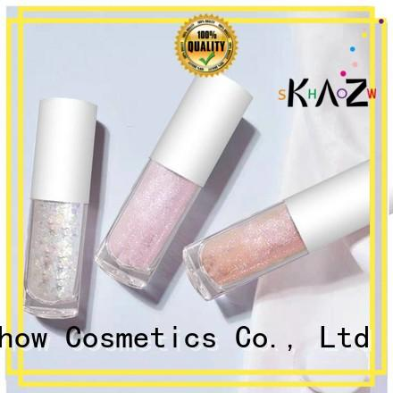 Kazshow liquid glitter eyeshadow personalized for beauty