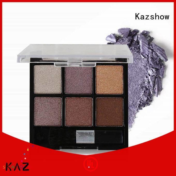 Kazshow glitter glitter eyeshadow palette china products online for eyes makeup