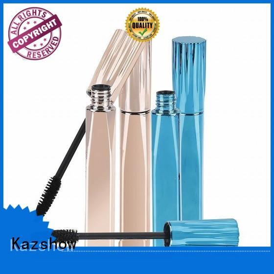 Kazshow brown waterproof mascara manufacturer for eye