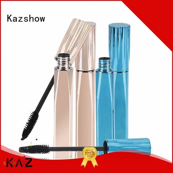 Kazshow long lasting eyelash curling mascara cheap wholesale for eyes makeup