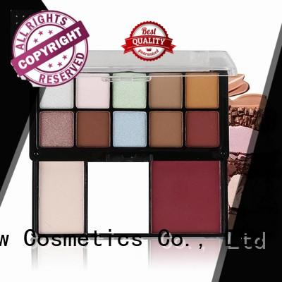 Kazshow glitter professional makeup palettes china products online for women