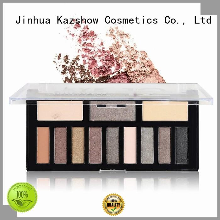 Kazshow permanent eyeshadow palettes wholesale products for sale for beauty
