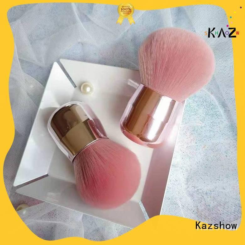 Kazshow best makeup brush set directly sale for highlight makeup