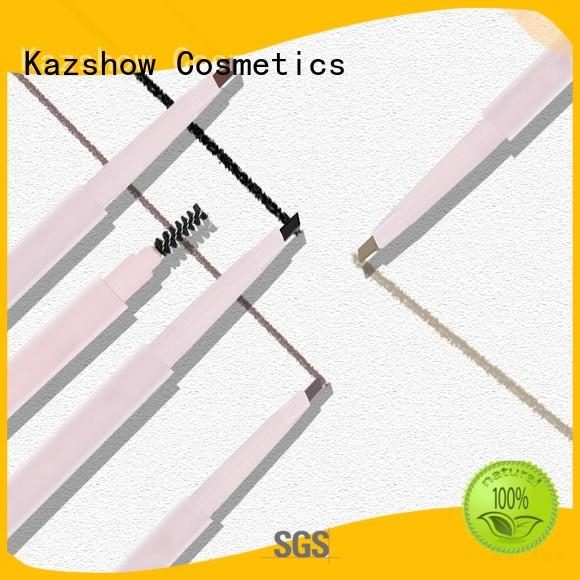 Kazshow eyebrow pen with good price for eyebrow
