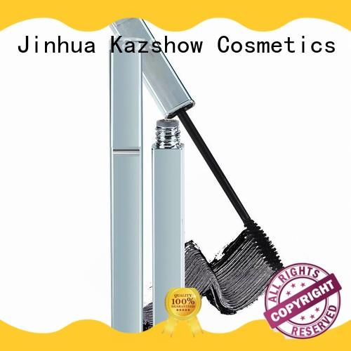 Kazshow thicken extension mascara wholesale products for sale for eyes makeup