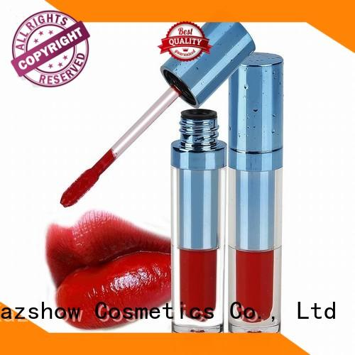 non-stick long lasting lip gloss environmental protection for business