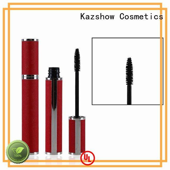 Kazshow Anti-smudge eyelash mascara manufacturer for eyes makeup
