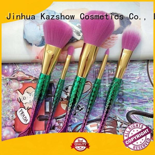 Kazshow fashion tool kit sets for cheek makeup