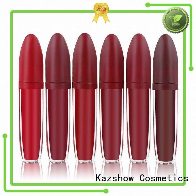 Kazshow non-stick shiny lip gloss china online shopping sites for lip