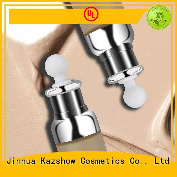 Kazshow high coverage foundation promotion for face cosmetic