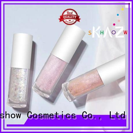 crystal liquid eyeshadow with competitive price for eyeshadow