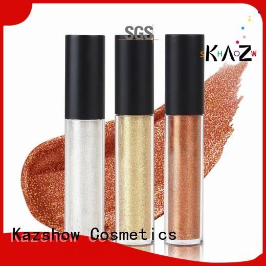 Kazshow best liquid eyeshadow factory price for eyes makeup