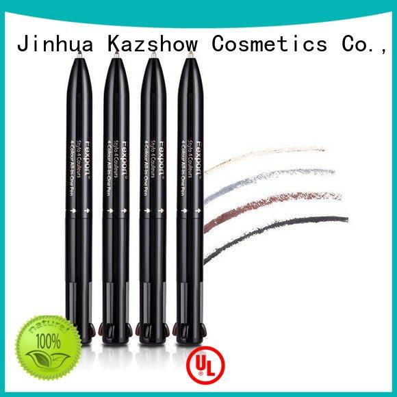 Kazshow liquid eyebrow pen factory for business