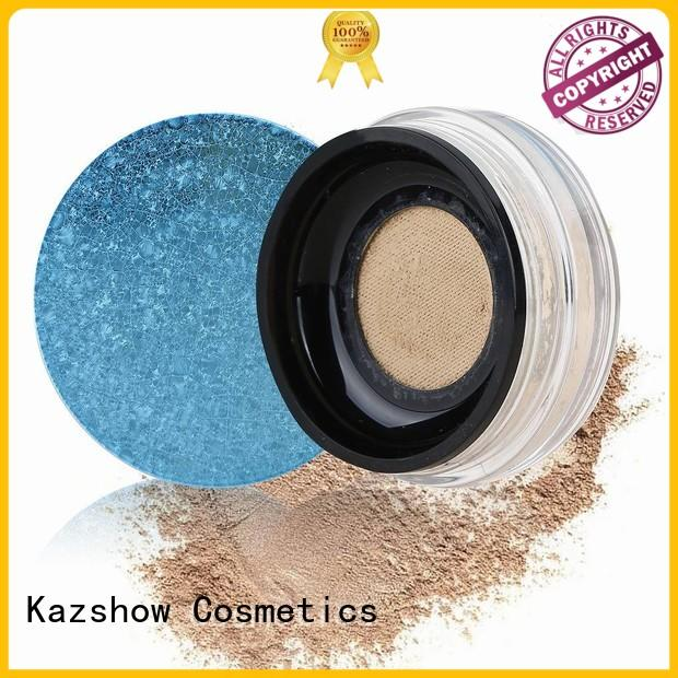 mineral yellow face powder directly price for oil skin
