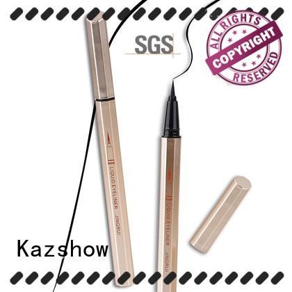 Anti-smudge waterproof eye pencil promotion for eyes makeup