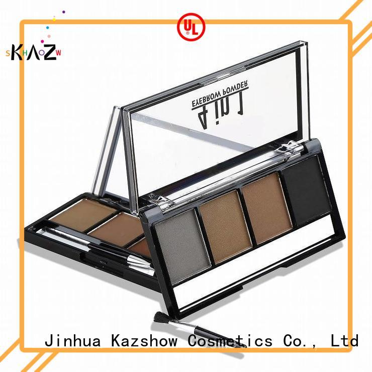 waterproof brow powder from China for eyebrow